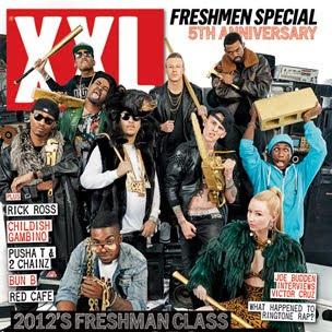 Xxl Magazine 2013 Freshman REAL LIVE HIPHOP NEWS ...