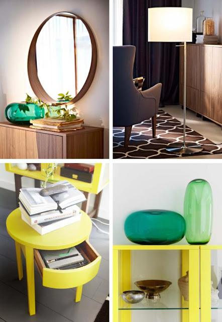 el bureau ikea stockholm series. Black Bedroom Furniture Sets. Home Design Ideas