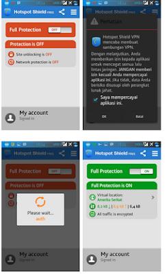 Cara Membuka Situs Yang Diblokir Di Android Tanpa Aplikasi Root