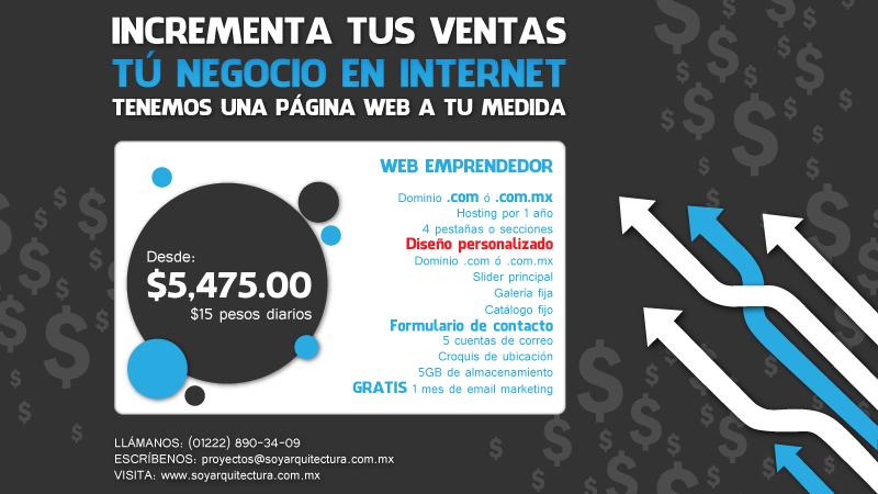 Pagina Web Negocios