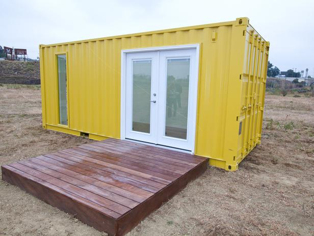 Shipping container homes all stars hgtv show design shipping container homes - Ft container home ...