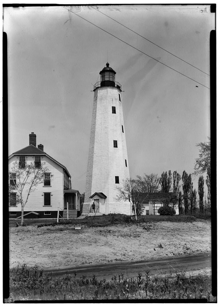 Sandy Hook Lighthouse, Hidden New Jersey, Gateway NRA