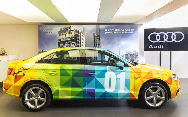 Novo Audi A3 Sedan 1.4 Flex 2016 nacional