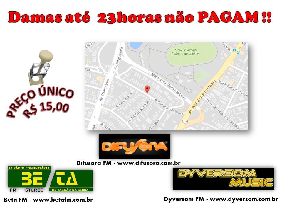 BAILE DA BETA FM