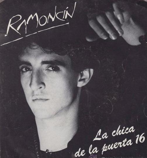 Disco RAMONCIN - La chica de la puerta 16