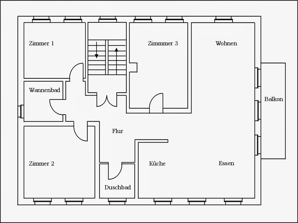 Einfacher grundriss  Andi's Immobilien Blog