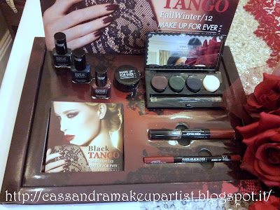 Black Tango_make up for ever_mufe_presentazione_review_aqua rouge_aqua cream_HD