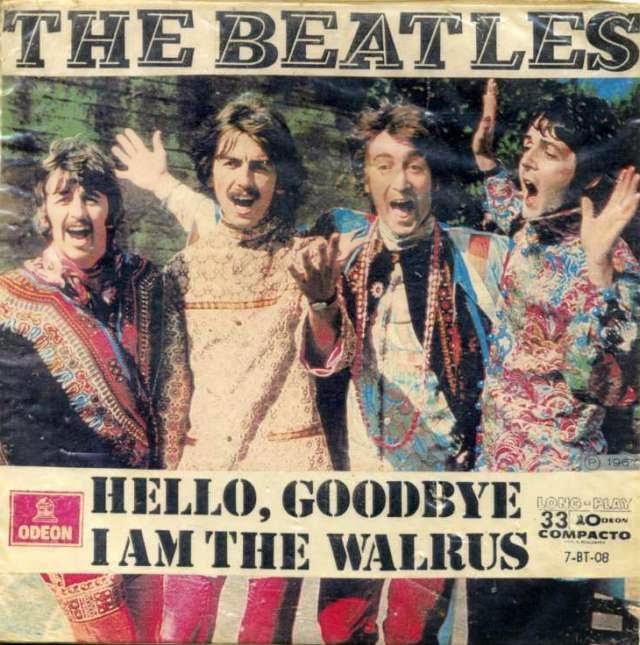 """Las mejores 500 canciones según NME: #450 The Beatles – """"I Am The Walrus"""""""