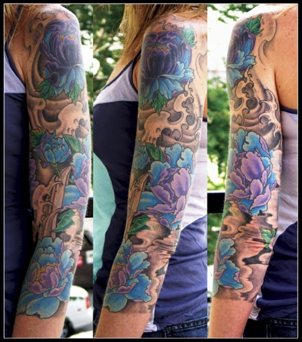 Tattoo designs arm sleeves tattoo designs for 3 4 sleeve tattoo