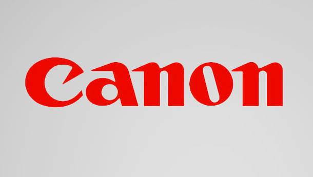 origem do nome de grandes marcas - Canon