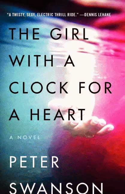 Interview with Peter Swanson, Writers and Authors