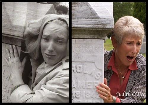 """Judith O'Dea, l'indimenticabile """"Barbara""""."""