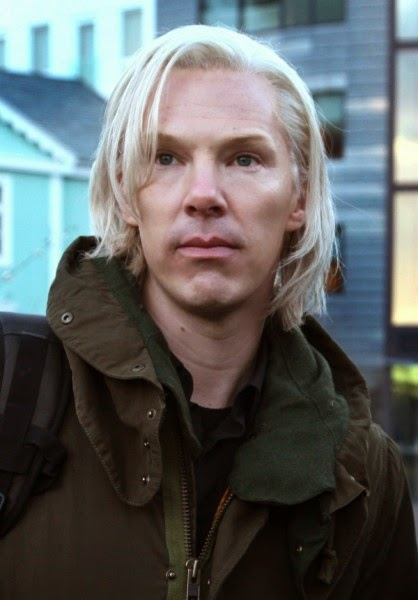 benedict cumberbatch with blonde hair, blond hair