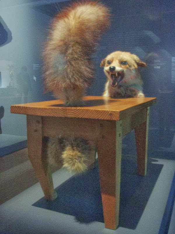 Kathryn hockey oca learning log le weekend art everywhere - Victor brauner loup table ...