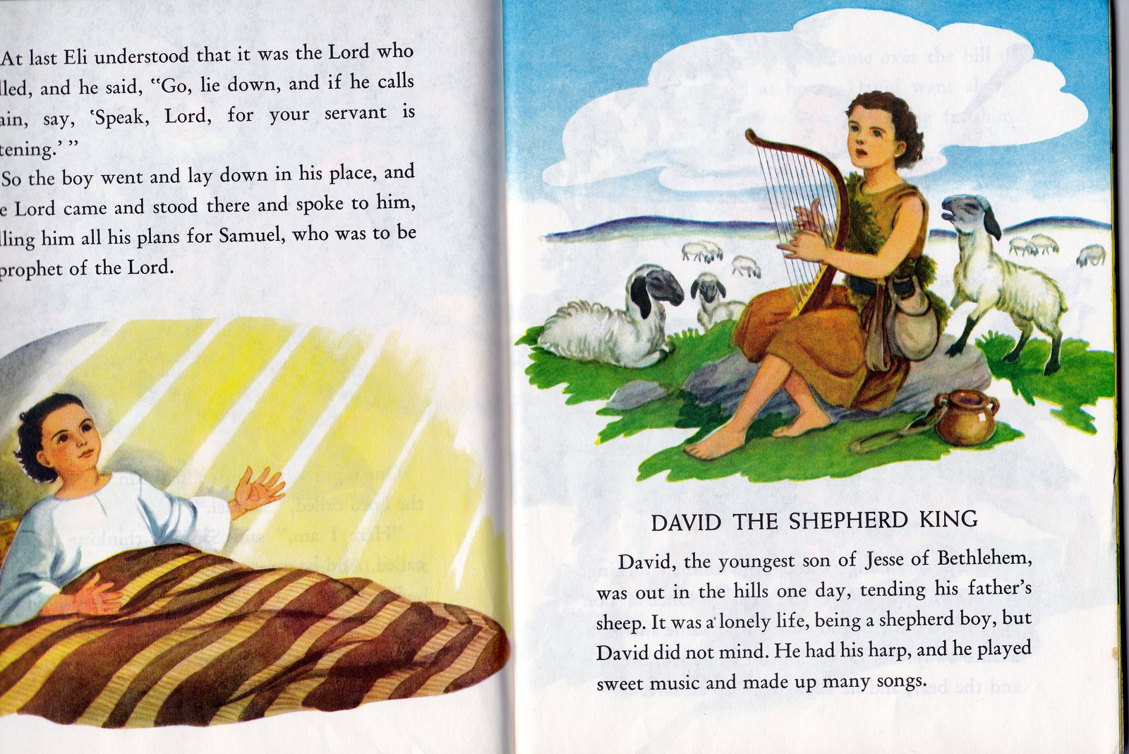 vintage books for the very young two little golden books