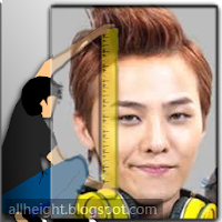 G-Dragon Height - How Tall