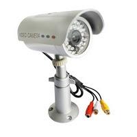 Camera de surveillance filaire