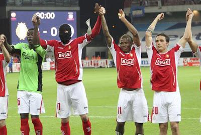 Standard Liege 3 - 0 FC Copenhagen (2)