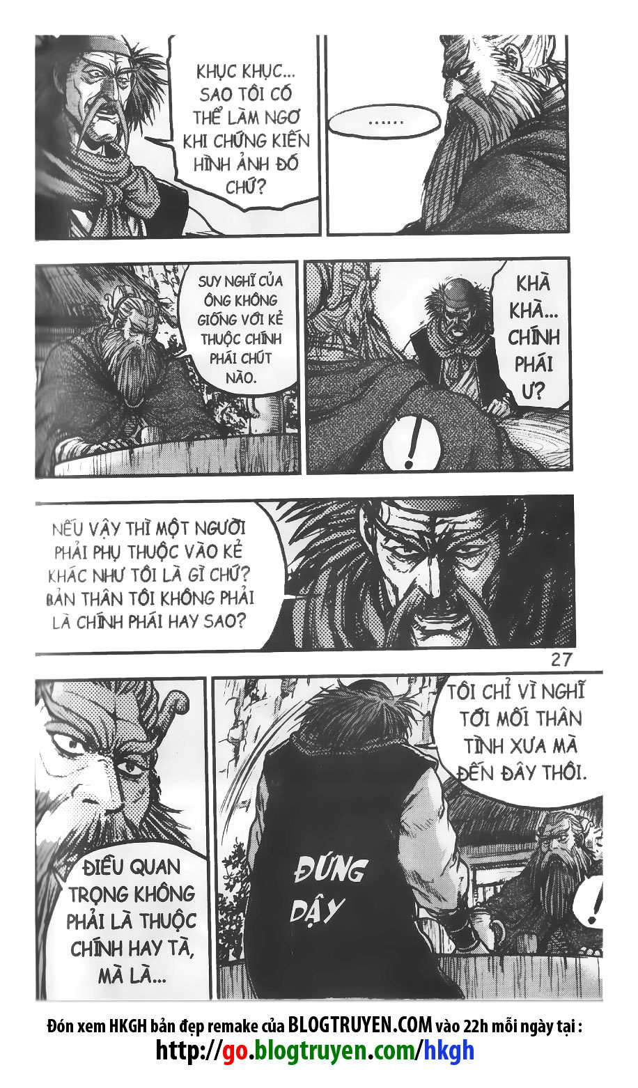 Hiệp Khách Giang Hồ chap 404 page 28 - IZTruyenTranh.com