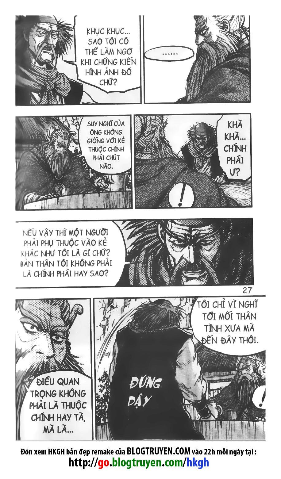 Hiệp Khách Giang Hồ chap 404 Trang 28 - Mangak.info