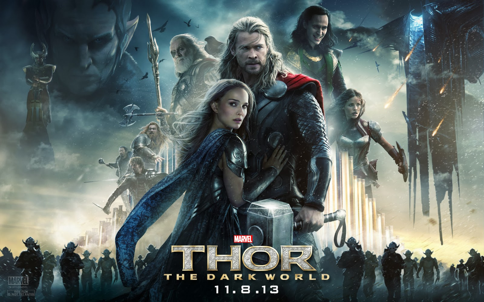 thor the dark world movie wallpapers - 61 Thor The Dark World HD Wallpapers Backgrounds