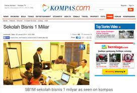 Sekolah Bisnis 1 Milyar