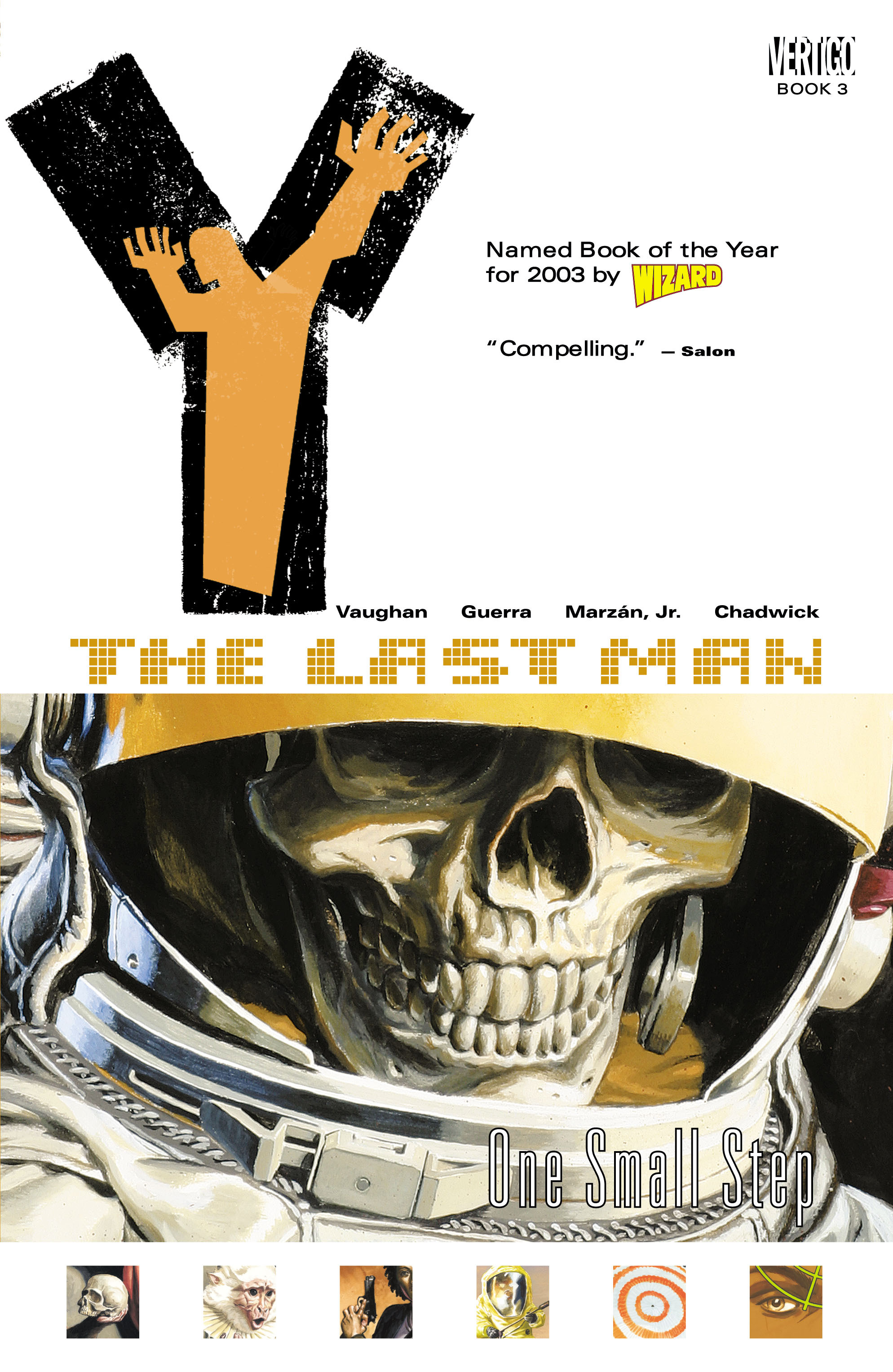 Y: The Last Man (2002) _TPB_3 Page 1