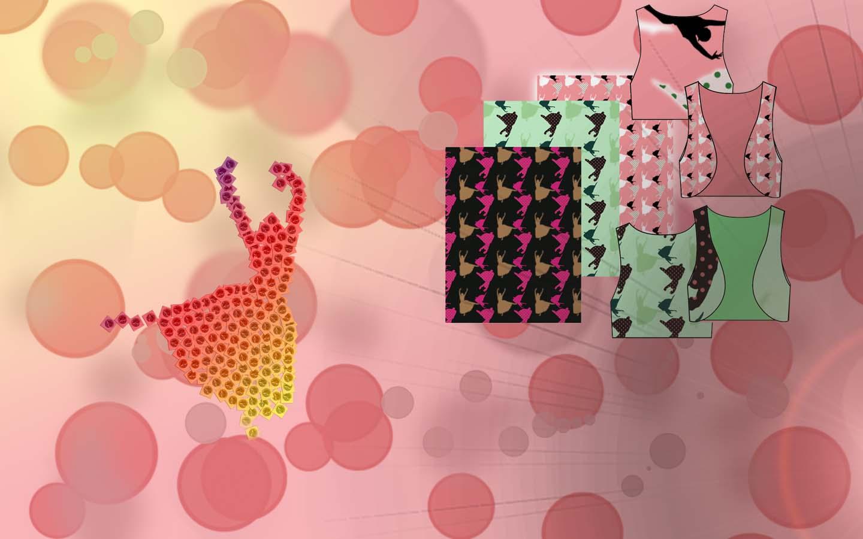 Photoshop For Fashion Basic Textile Design Saddleback