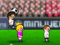 2 Kişilik Kafa Futbolu Takım Maçı