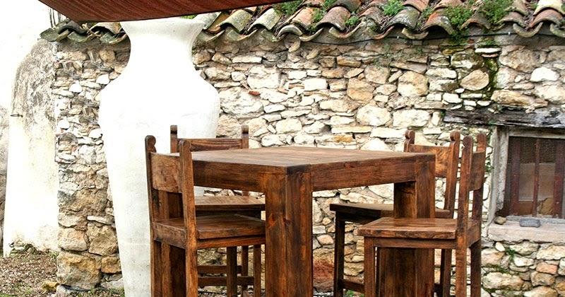 amadera meuble et d coration le charme thique du mexique authentique table et chaises hautes. Black Bedroom Furniture Sets. Home Design Ideas