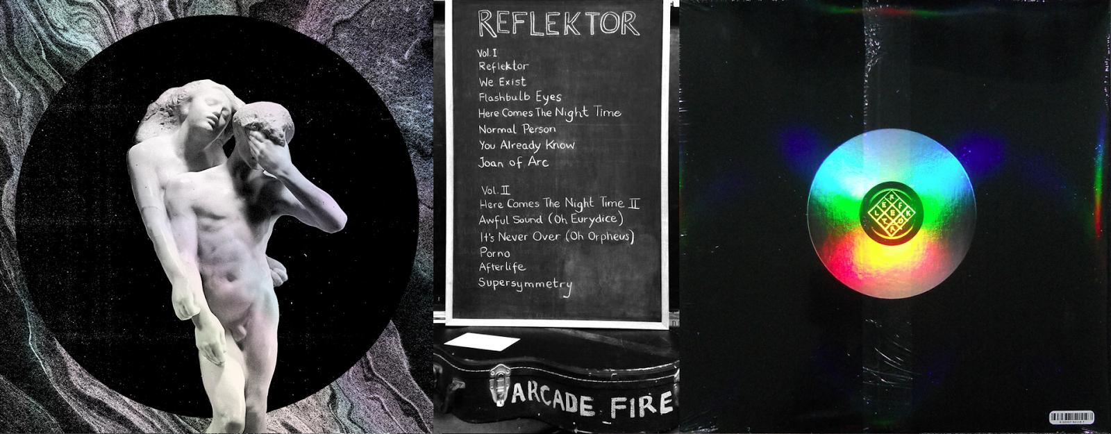 Arcade Fire - Reflektor - Amazon.com Music
