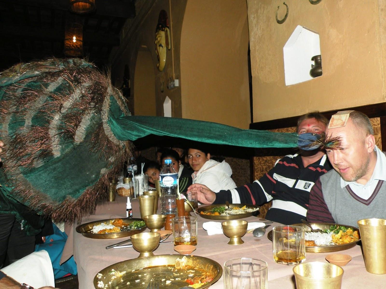 Namaste world the best places to eat in kathmandu