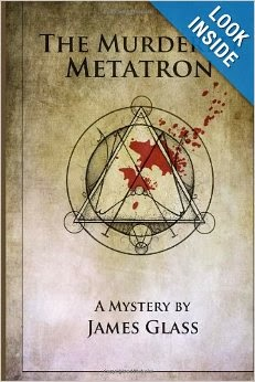 http://www.amazon.com/Murdered-Metatron-Mysteries-ebook/dp/B00HSOWXUQ/