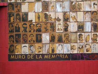 Muro de la memoria