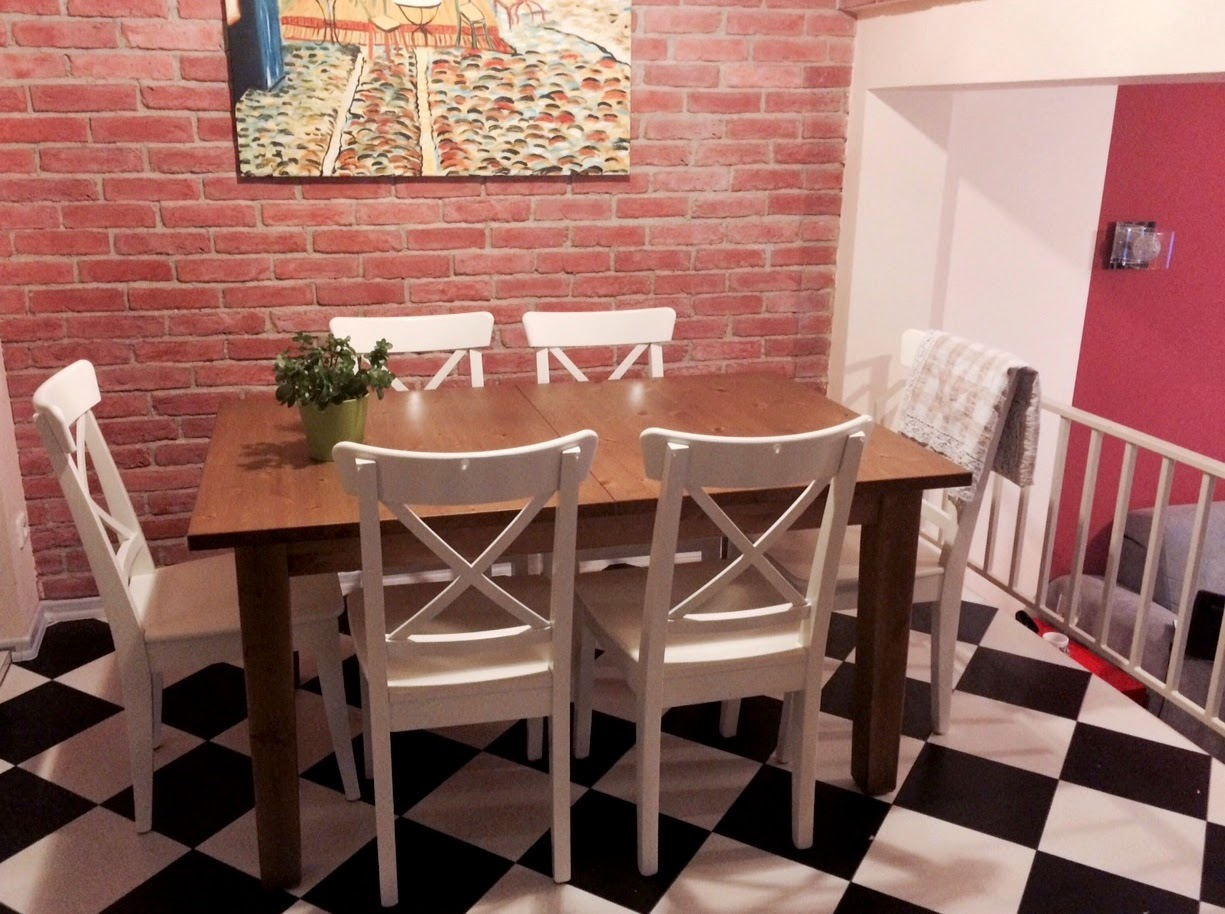 Home Sweet Home Nasza Jadalnia Z Ikea