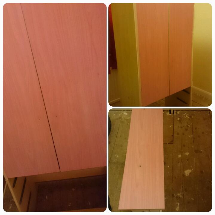 pink wardrobes