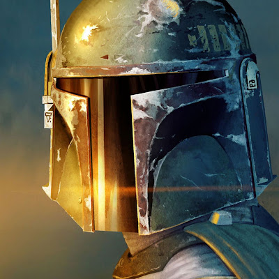 Star Wars Boba Fett iPad Wallpaper