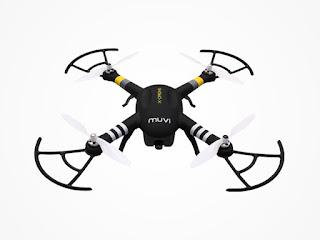 Muvi X-Drone Aerial Quadcopter