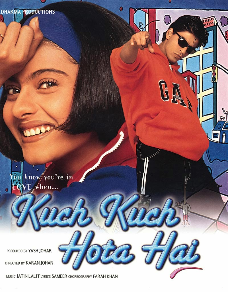 Kuch Kuch Hota Hai 1998 Hindi Full Movie Watch Online