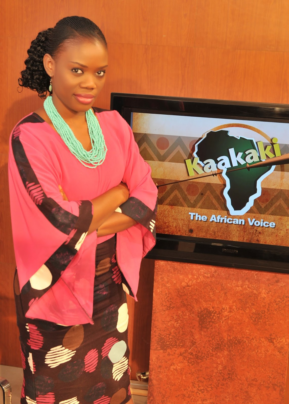 how to become a tv presenter in nigeria