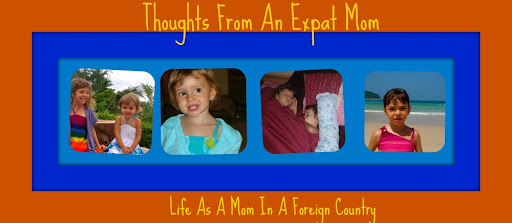 Thoughts From An Expat Mom