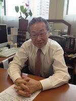 橋下大阪市長の「領土問題を国際司法裁判所にゆだねる」発言について升永英俊弁護士にお話を聞いてきました。
