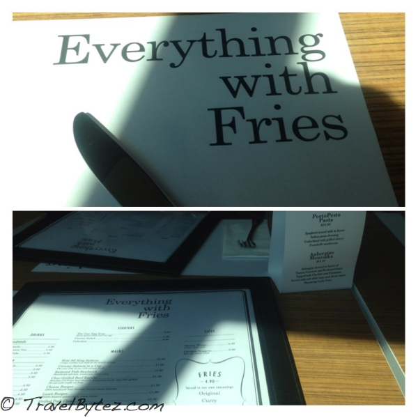 Everything with Fries (Bugis Junction)