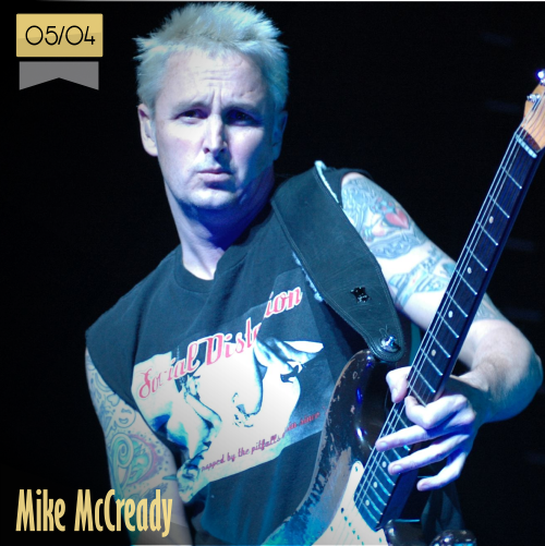 5 de abril | Mike McCready - @MikeMcCreadyPJ | Info + vídeos