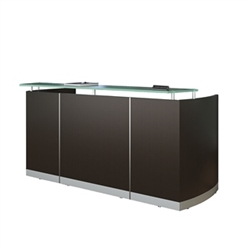 Mayline MNRS Medina Reception Desk