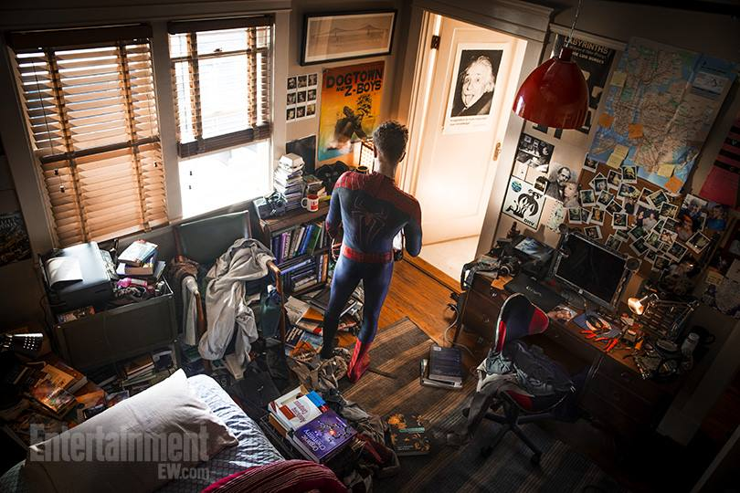 Stunning Peter Parker Amazing Spider-Man 2 810 x 540 · 86 kB · jpeg