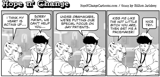 obama, obama jokes, obamacare, LGBT, smoking, smokers, stilton jarlsberg, tea party, hope n' change, hope and change, cartoon, political humor