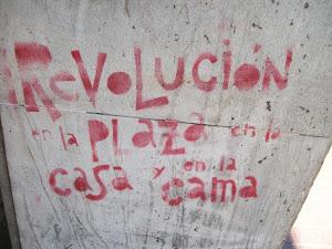 Revolución en la plaza, en la casa y en la cama