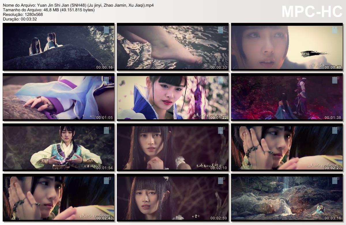 SNH48 Yuanjin Shijian