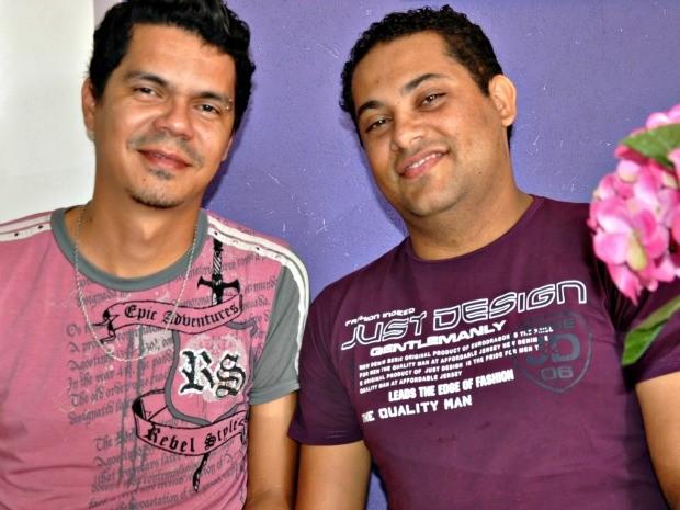 Ewerton e Kenidy se casam em setembro deste ano, em Campo Grande (Foto: Tatiane Queiroz)